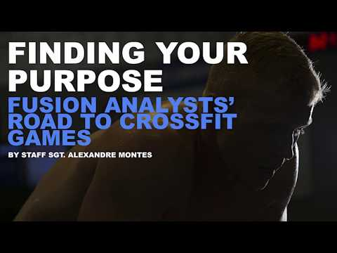 Fusion Analysts' Road to CrossFit Games