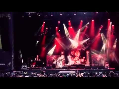 Axel Rudi Pell   Live on Fire 2   2013