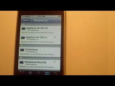 How To Sync Cracked Cydia & Installous Apps Applications With ITunes