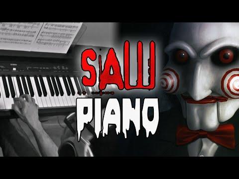 Saw Theme (Hello Zepp) on Piano   Rhaeide