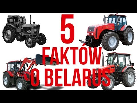 5 faktów o MTZ Belarus #17 [Matheo780]
