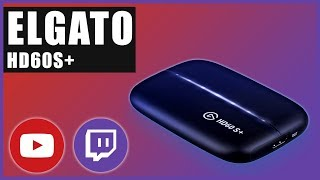 Elgato HD60S+ Review und Installation (2019)