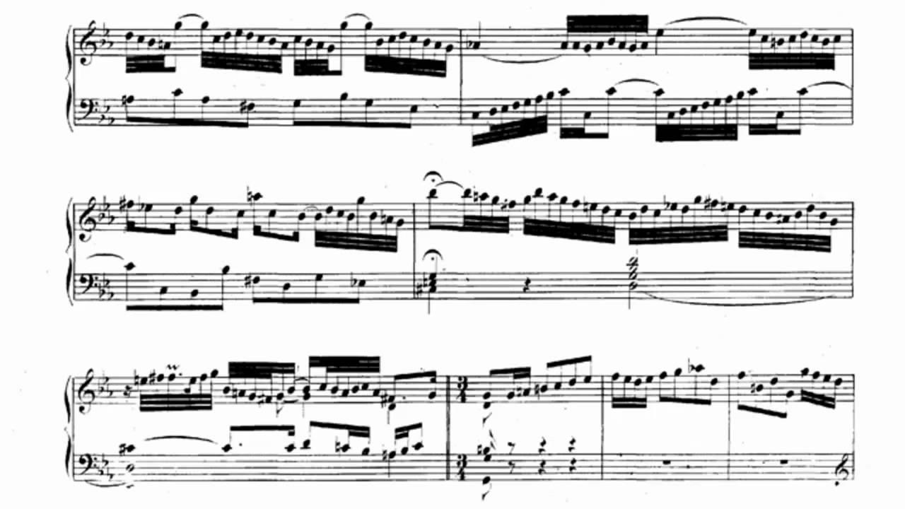 Keyboard Partita No. 2 in C Minor, BWV 826 - VI. Capriccio