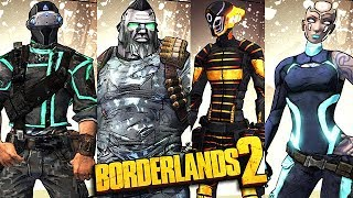 Borderlands 2: Supremacy Skin Pack