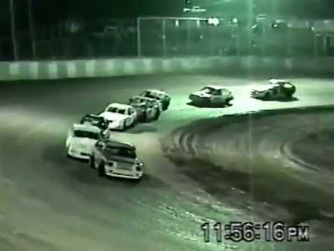 Chevette Racing at Clinton County KY Speedway