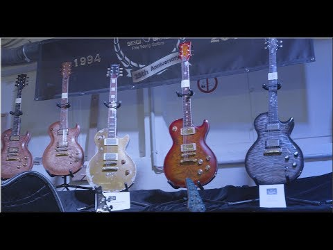 Siggi Braun Guitars - Open house 2019 - review