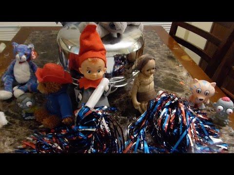 Elf on the Shelf: Happy Fourth of July!