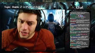 The Diablo 2 Talk Show! Episode #2 - Diablo 2 vs Path of Exile