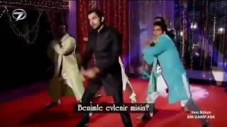 Arnav'ın havlu Dansı ve evlenme teklifi