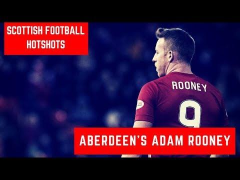 Scottish Football Hotshots - Adam Rooney