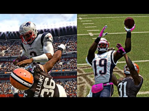 DAMN HE GOT RAN OVER BY A QB! MOST ATHLETIC RECEIVERS IN THE GAME! Madden 16 Career Mode - Week 8