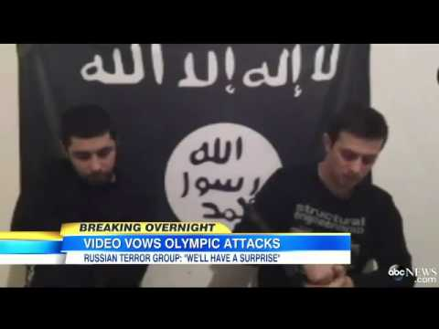 Terrorist Video Olympics Video Threatens Sochi Winter Olympics exclusive