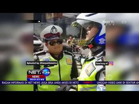 Polisi Gadungan Pemeras Warga Ditangkap - NET 24