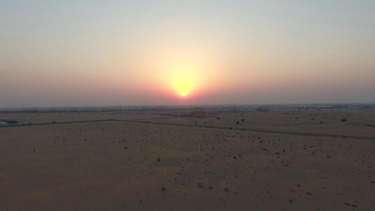 Dji Phantom 3 Drone >> DJI Phantom 4 Capturing Beautiful Desert Sunset - YouTube