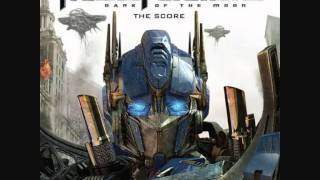 Transformers Dark of The Moon Soundtrack -1 Dark Side of The Moon