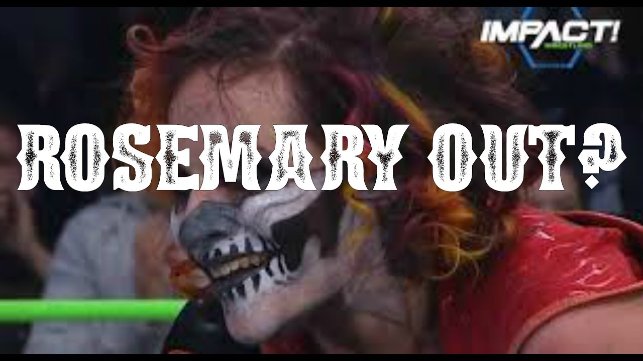 Serious injury for Rosemary?
