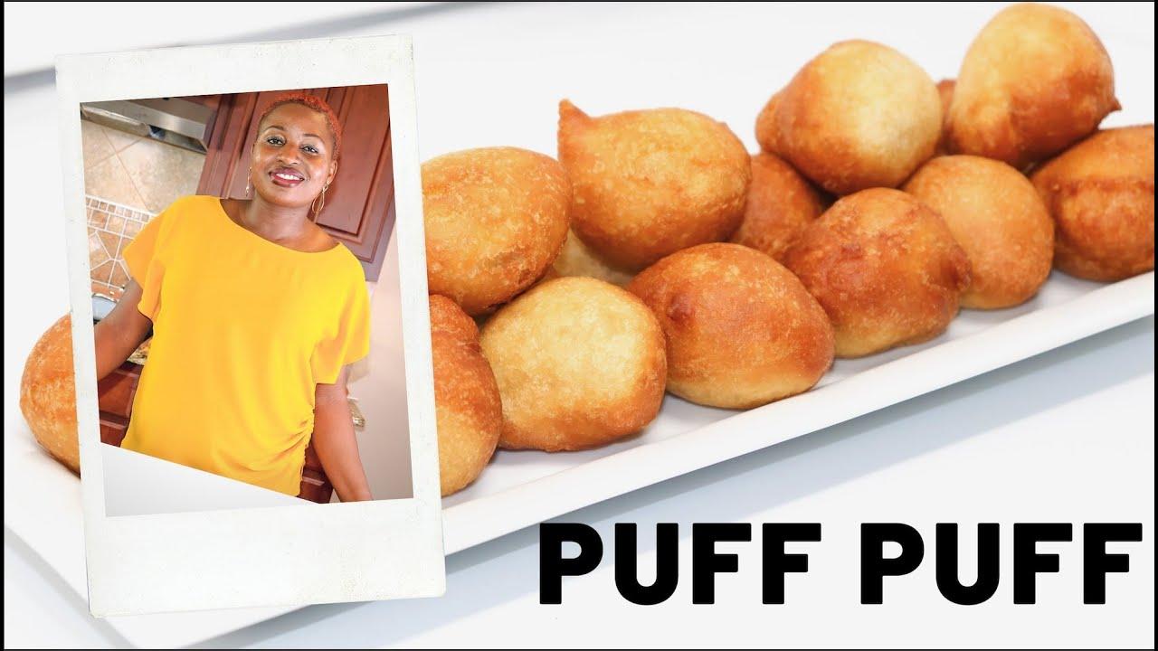 Download EASY DELICIOUS SMALL CHOPS - PUFF PUFF (NIGERIAN RECIPE)