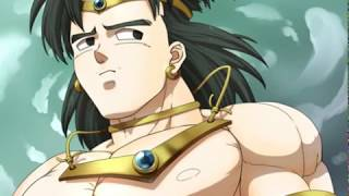 Broly Tribute
