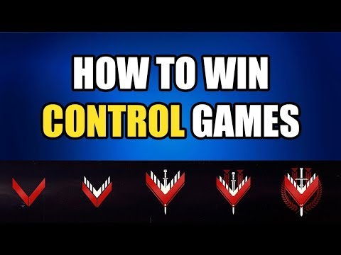 Repeat How To Win Control Games in Destiny 2 Competitive
