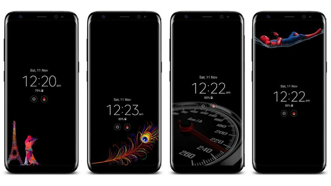 Download Custom Always On Display For Samsung Galaxy S8 S8 And