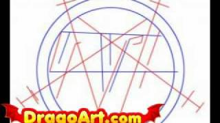 How to draw Slayer, step by step