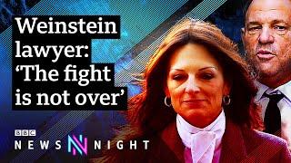 Weinstein's lawyer Donna Rotunno on guilty verdict – BBC Newsnight