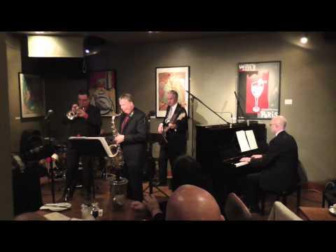 JazzMain - The Silver Project - Whighams Jazz Club, Edinburgh, March 15th 2015