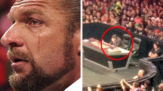 10 Most Heartbreaking Moments In WWE