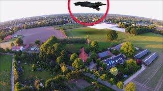 10 OVNIS que fueron captados por los DRONES