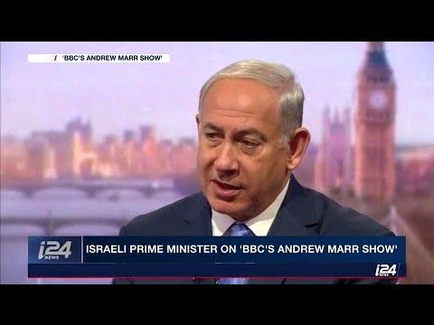 Israeli PM on Hariri resignation: 'we should stop this Iranian takeover'