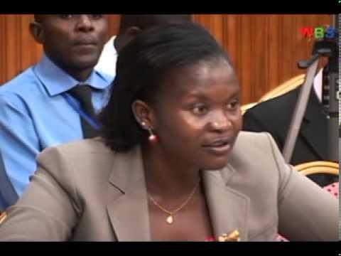 Uganda - MINISTRY OF DEFENCE BUDGET