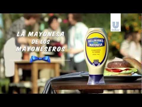Anuncio spot HELLMANN'S - Mayoneseros 2013