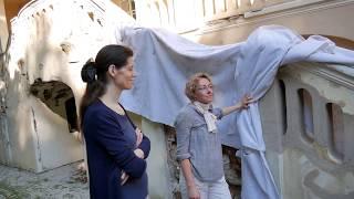 Kurs řemeslné obnovy a dobrovolníci na Bertramce (léto 2017)
