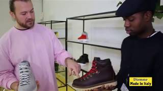 Interview with the NEW Shoe Brand