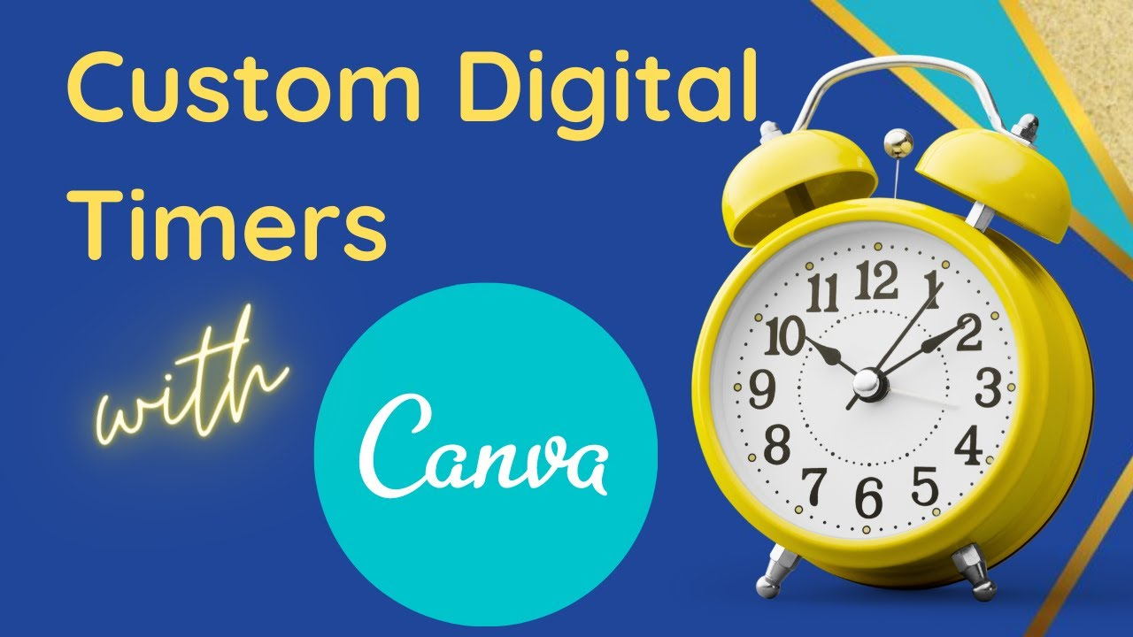 Download How to Create a Countdown Timer in Canva   Count Down Timer