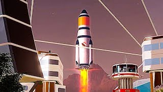 SURVIVING MARS: Space Race Trailer (DLC, 2018) PS4 / Xbox One / PC