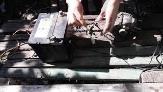 видео Как проверить генератор ВАЗ 2101 в домашних условиях