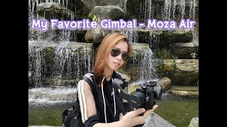 My New Favourite Gimbal - Moza Air | LeticiaPlay |