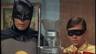 """Adam West & Burt Ward talk """"Batman"""" (1966)"""
