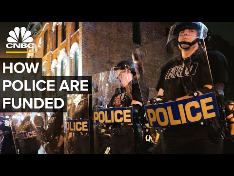 Why Police Spending Has Grown Over 200% Since 1980