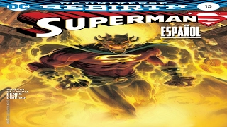 DC UNIVERSE REBIRTH SUPERMAN # 15 [ESP] 2017 MULTIPLICITY PARTE 2