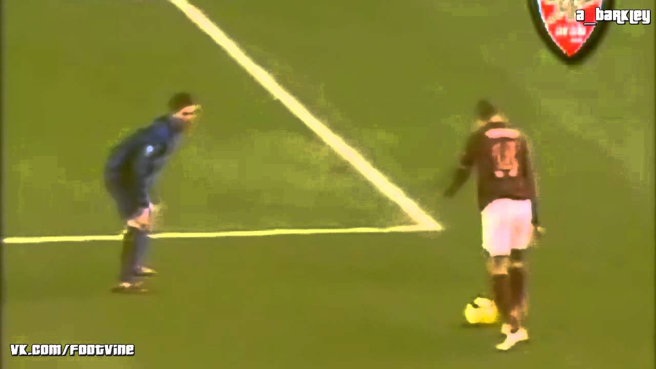 Thierry Henry Fake Pass Compilation Not Vine