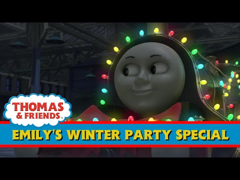 Emily's Winter Party Special - UK (HD) [Series 16]