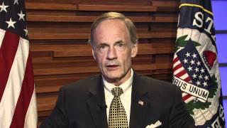 Sen. Tom Carper on Curbing Waste, Fraud, and Abuse