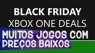 Black Friday na loja do Xbox One e jogos que vão sair do Xbox Game Pass