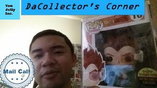 Mail Call: Funko Pop Planet Arlia Vegeta Dragonball Z Toy Tokyo NYCC Exclusive!!!