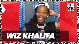 Wiz On New Album 'The Sage Of Wiz Khalifa'