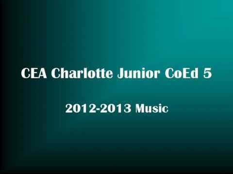 CEA Junior CoEd 5 Music 2012-2013