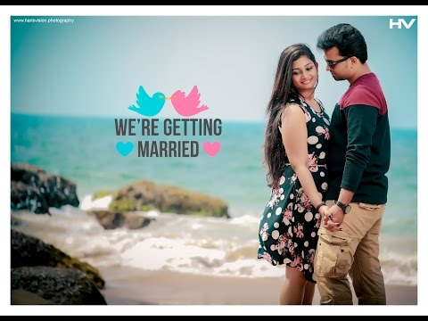 Nidhin & Reshma | SAVE THE DATE | HARIS VISION 2017