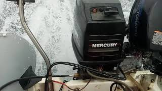 Mercury 40 hp 2T 1990
